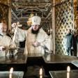 В Троице-Сергиевой Лавре прошли богослужения Навечерия Крещения Господня