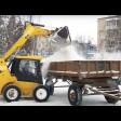 300 кубов снега вывезено за сутки в Пересвете