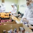 Социальная служба Лавры подготовила и доставили рождествественские наборы малоимущим семьям