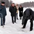 Михаил Токарев проинспектировал водоёмы округа на безопасность