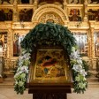 Праздник Рождества Христова встретили в обители преподобного Сергия