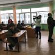 В Марьинской школе рассказали о лесовосстановлении