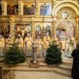 «Из Египта воззвал Я Сына Моего»: в Свято-Троицкой Сергиевой Лавре прошли богослужения в праздник Собора Пресвятой Богородицы
