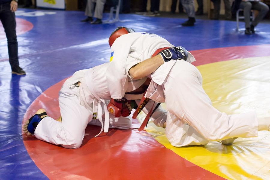 Рукопашный бой в Одинцово