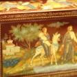 Выставка палехской лаковой живописи открылась в Сергиевом Посаде