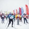 Более 2 тысяч человек приняли участие в марафоне «Лыжня в Лавру»