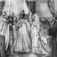 Традиция крестить царей в Троицком соборе