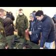 Студенты Сергиево-Посадского колледжа познакомились со службой в армии по контракту
