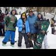 Соревнования в горнолыжном центре Лоза собрали 50 райдеров