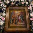 Наместник Лавры совершил богослужения в праздник Сретения Господня