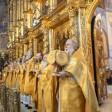 «Многобожие разрушил еси от конец, всеславне»: в Троице-Сергиевой Лавре почтили память мученика Трифона