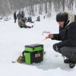 Фестиваль зимней рыбалки «Мормышка» прошёл в Сергиевом Посаде