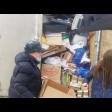 22 тонны макулатуры для Вероники Сафоновой