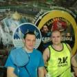 В СК «Радон» соревновались в бадминтоне