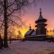 7 самых красивых деревянных храмов округа
