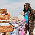 Маленькая жительница Сергиева Посада решила стать лесничим