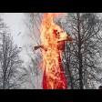 Шествие, блины, огонь – Масленица в парке «Скитские пруды» в Сергиевом Посаде