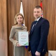 Старая гостиница Лавры получила приз губернатора Московской области в номинации «Городская гостиница года»