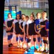 В волейболе сильнейшие девушки из Краснозаводской школы №7