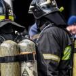 Человек пострадал на пожаре в хозпостройке в Сергиевом Посаде