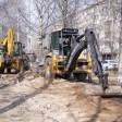 Работы по реконструкции бульвара Кузнецова возобновились