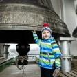 Благовещенское чудо Матвея: самый юный звонарь России исполнил знаменитый лаврский звон