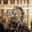 «Кресту Твоему покланяемся, Владыко»: в Неделю Крестопоклонную в Лавре совершили Божественную литургию