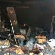 На пожаре в Сергиевом Посаде погиб человек