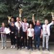 Авиамоделисты Сергиево-Посадского округа заняли первое место на первенстве России