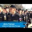 Курсанты Черноморского высшего военно-морского училища посетили святыни Сергиева Посада