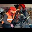Огненный мастер-класс от сергиевопосадских пожарных