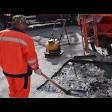 Ямочный ремонт проходит во дворах Сергиево-Посадского округа