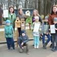 Участников конкурса скворечников наградили в парке «Скитские пруды»