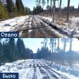 Жители попросили расчистить дорогу к СНТ