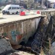 Обрушение пешеходного моста в Сергиевом Посаде проверит прокуратура