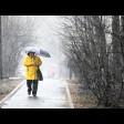 Апрельский снегопад в Сергиевом Посаде
