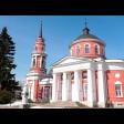 Сергиевопосадский резчик создает внутреннее убранство в церкви села Ахтырка