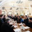 В Лавре прошло заседание по подготовке мероприятий, посвященных 600-летию со дня обретения мощей прп. Сергия Радонежского