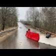 Подмыло дорогу, ведущую от деревни Зубцово к деревне Охотино