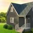 Особенности и достоинства строительства домов из бруса под ключ