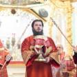 В Неделю святых жен-мироносиц епископ Фома совершил Божественную литургию