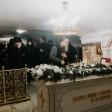 В годовщину смерти Святейшего Патриарха Пимена в крипте Успенского собора совершили пение пасхального часа