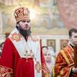 Епископ Фома совершил Литургию в храме Рождества Пресвятой Богородицы в Королёве