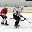 Хоккейные баталии на посадском льду