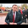 Сергей Пахомов поздравил жителей с Днем Победы