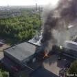 Сейчас два пожара в Сергиевом Посаде