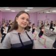 Портрет на фоне: руководитель хореографического образцового коллектива «Юность» Анна Олифоренко