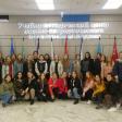60 десятиклассниц Сергиево-Посадского округа отправились на военные сборы в День Победы