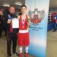 Боксёр из Сергиева Посада победил на престижном турнире