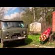 Субботник на кладбище рядом с Хотьковским монастырем